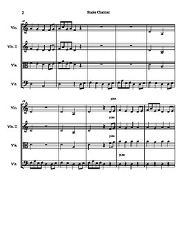 Snake Charmer-Beginning Strings Arrangement