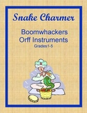 Snake Charmer for Boomwhacker and Orff
