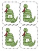 Snake Lowercase Flashcards