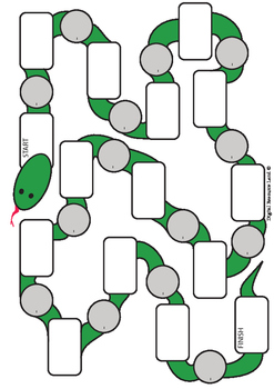 Snake Math Subtraction