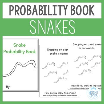 Snake Probability Coloring Book