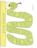 Snake Spelling! Word Work Center