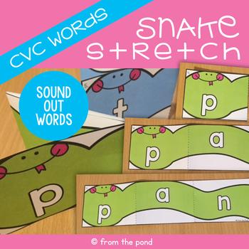 Snake Stretch cvc Foldables
