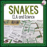 Snakes-Reptiles (Reading, Writing, Researching)