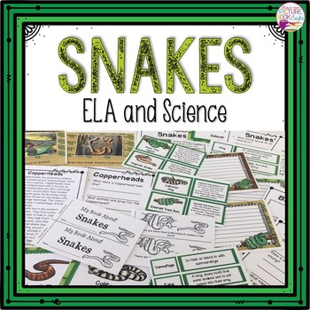 Snakes-Reading, Writing, Research