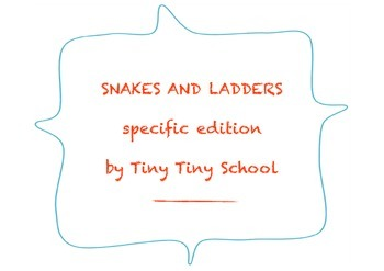 Snake and ladders Family and where we live