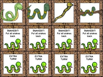 Snakebit! An Open-Ended Game