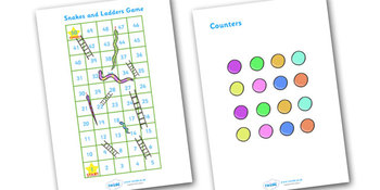 Snakes And Ladders 1-50