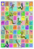 Snakes & Ladders Piano Scales Boardgame - AMEB Prelim Grad