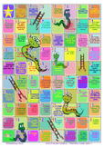 Snakes & Ladders Scales Game - ANZCA Modern Syllabus Preli