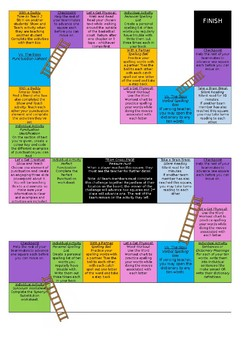 Snakes and Ladders Activity Plan