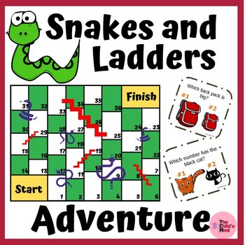Snakes and Ladders Adventure