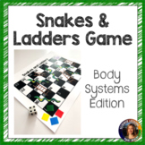 Snakes and Ladders- Cells and Human Body Systems