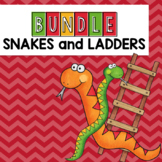 Snakes and Ladders Game Bundle