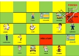 Snakes and Ladders Jobs game