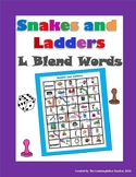 L Blends Snakes and Ladders