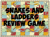 Snakes and Ladders Review Game