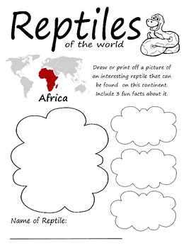 Snakes and Reptiles Study Guide - Indiana