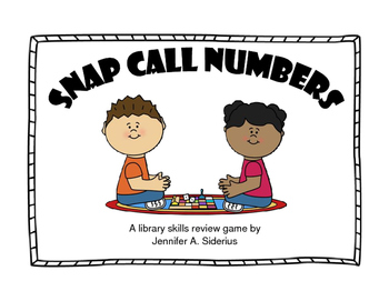 Snap Call Number Game