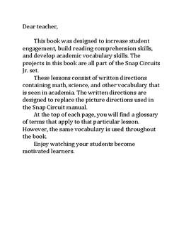 Snap Circuit Companion Book