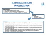 Snap Circuits Lab