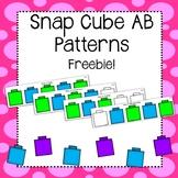Snap Cube AB Patterns Freebie