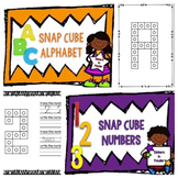 Snap Cube Alphabet and Numbers BUNDLE!