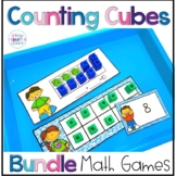 Math Centers Connecting Cubes Number Sense And Addition Su