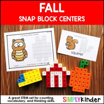 Fall Snap Block Center