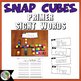 Snap Cubes Sight Words Primer