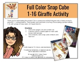 Snap Cube Giraffe Number Activity *Full Color*