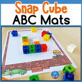 Snap Cube Letter Recognition Activity