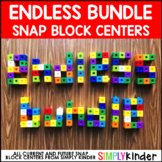 Snap Cube Activities Bundle