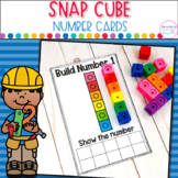 Snap Cube Number Cards