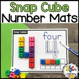 Snap Cube Number Mats