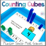 Snap Cube Number Sense Centers