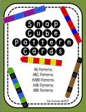 Snap Cube Pattern Cards
