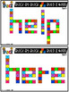 Snap Cubes Sight Words Activities: Snap Cube Activities (PRE-PRIMER WORDS)