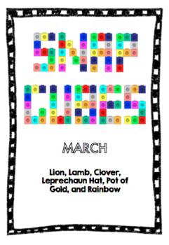 Snap Cubes - March