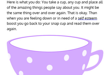 Snap Cup
