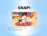 """""""Snap"""" Instructional Guide for Reading Street 2013"""