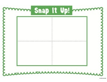 Snap It Up - Addition Center