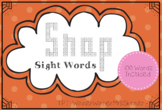 Snap Sight Words {100 words}