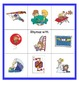 Snap That Sound: Long and Short I Rhyming Activity