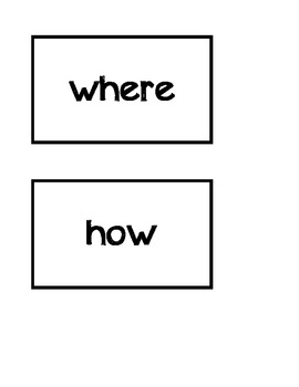 Snap Words- Sight Word Flashcards