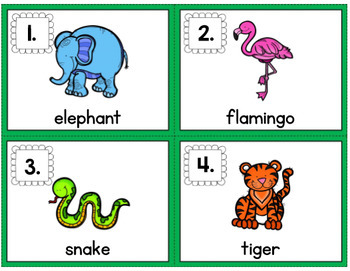 Snap and Count Syllables {BUNDLED}