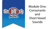 SnapBack Phonics Module One: Consonants and Short Vowel So