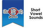 SnapBack Phonics Video Bundle: Short Vowels