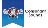 SnapBack Phonics Video Bundle: Consonant Sounds