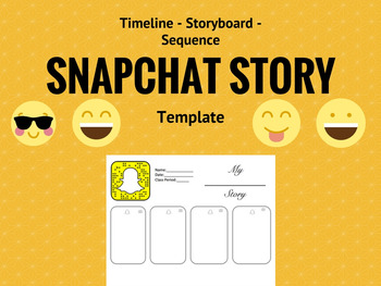 SnapChat Story: Can be used in any classroom!